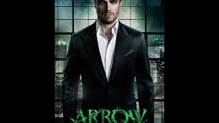 Arrow / Стрела: Обзор первого сезона