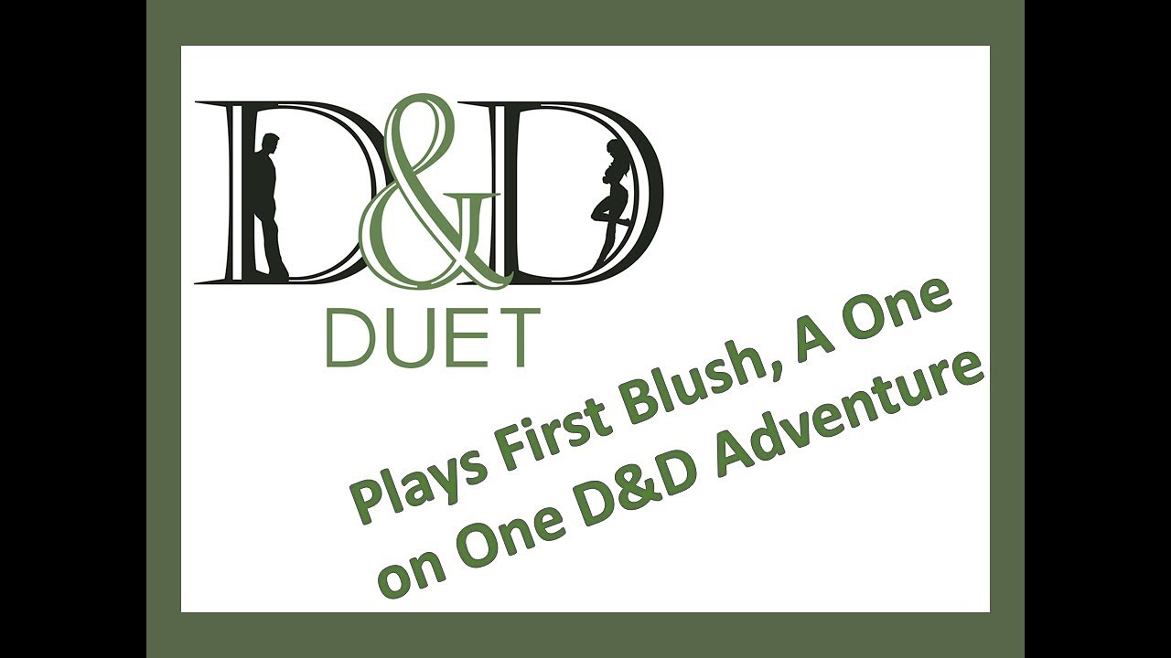 2 Tips for the Player in 1-on-1 D&D