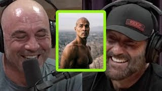 What It's Really Like to Train With David Goggins