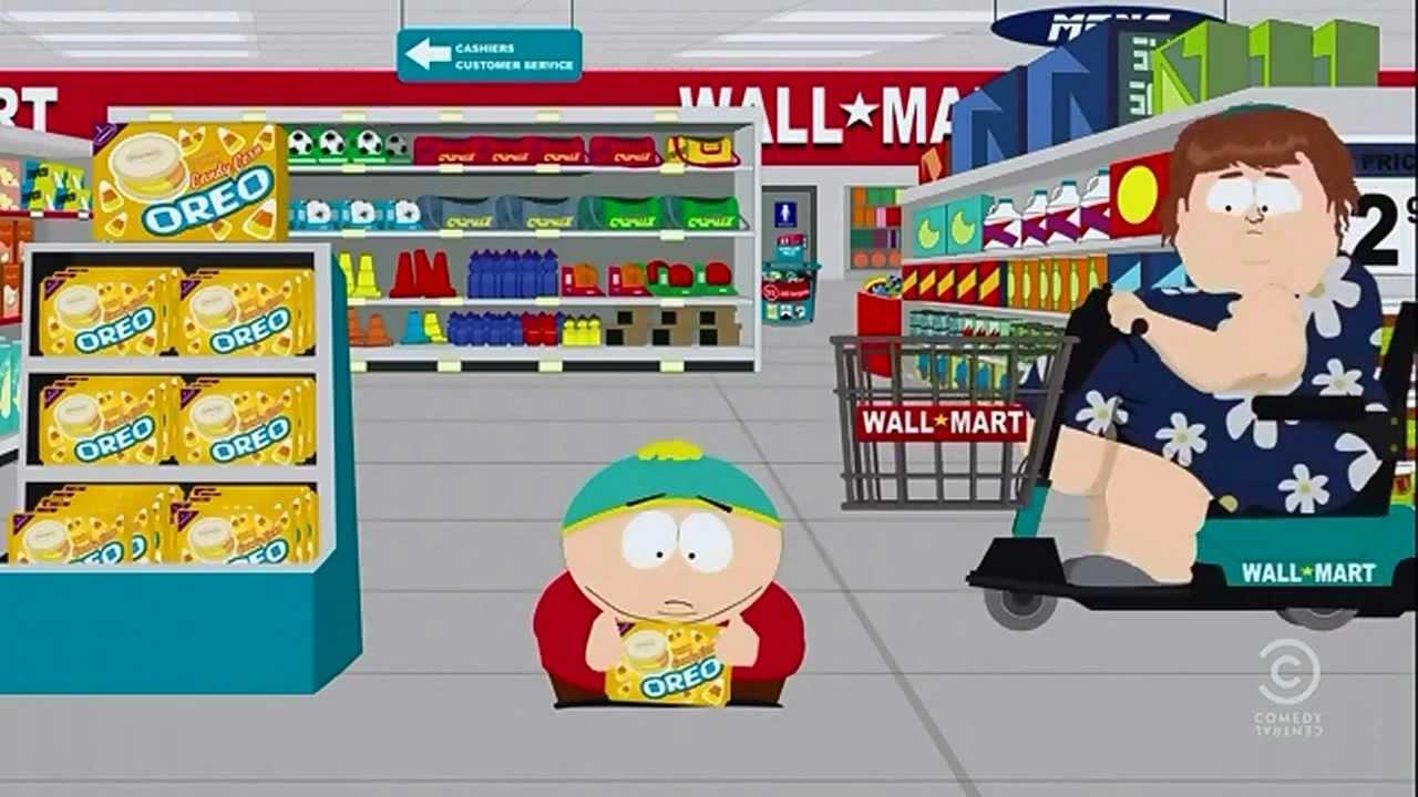 South Park - Candy Corn Oreos (HD) - YouTube