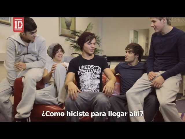 One Direction - Video Tour Diary 1 (Traducido al español) Videos De Viajes