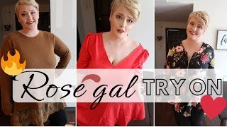 Plus Size Rosegal Try On Haul + Review