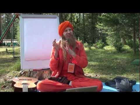 "Lecture ""Karma yoga"" (rus) by dada Sadananda"