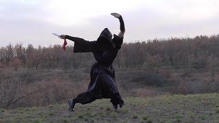 Шаолинь кунг-фу, 36 форм, боевой нож 1.