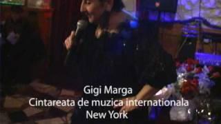 "New York. Ep.3. Legenda Vie a Cintecului Romanesc, Doamna Gigi Marga, La Frumoasa Virsta de 80 De Ani.""LA MULTI ANI!"""