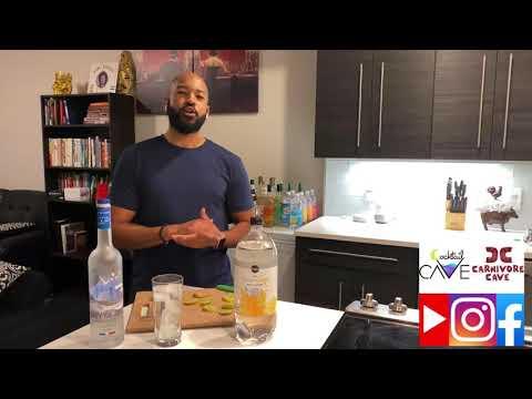 ������ Keto Vodka Tonic ������