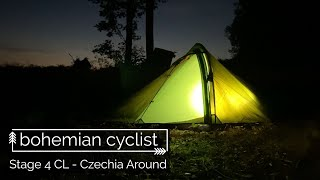 """Bikepacking Czechia - Zdar nad Sazavou to Litomysl """"Stage 4 Czechia Around Central Loop"""""""