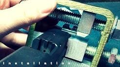 Springfield XD sight Removal/Installation