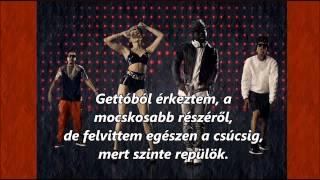 Repeat youtube video Will i am - Feeling Myself ft. Miley Cyrus, Wiz Khalifa, French Montana (magyar felirattal)
