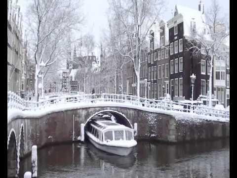 amsterdam holland winter 2010 youtube. Black Bedroom Furniture Sets. Home Design Ideas