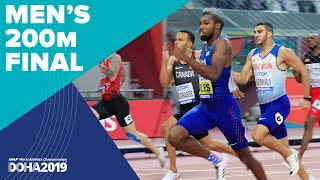 Men's 200m Final | World A…