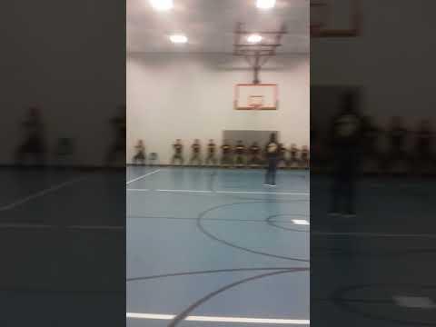 Mata Intermediate school/volunteer service ROTC