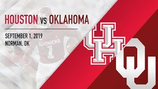 OU Highlights vs Houston (9/1/2019)