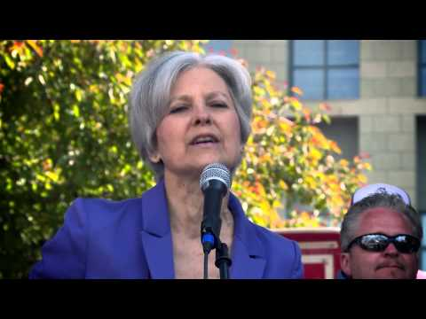 Jill Stein: A New World Is In Our Hands!
