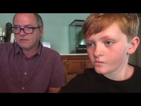Dad Reacts to EARL SWEATSHIRT CHUM