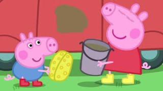 Peppa Pig Italiano - Pozzanghere Di Fango - Collezione Italiano - Cartoni Animati