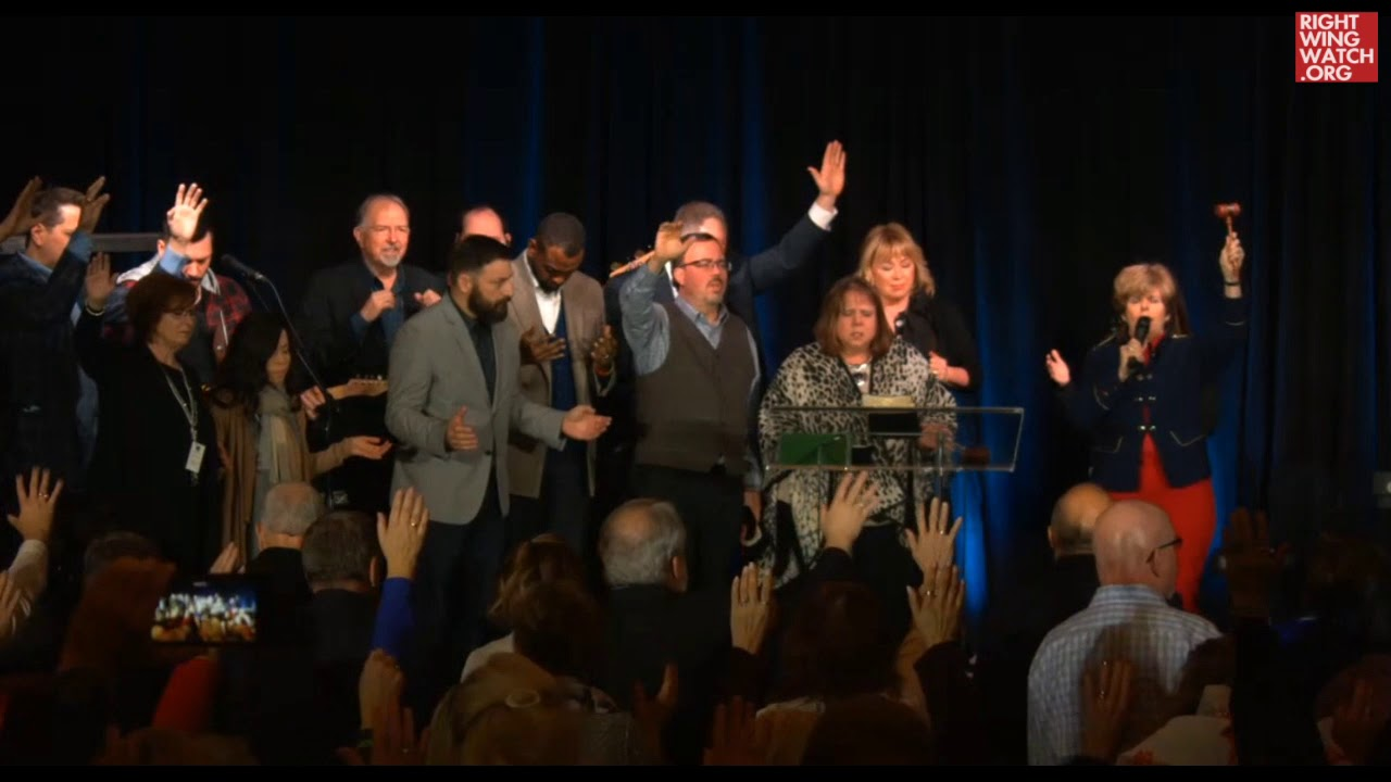 Cindy Jacobs Convenes The Court Of Heaven At 'Prophetic