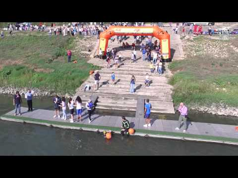The Swim Po River Competition