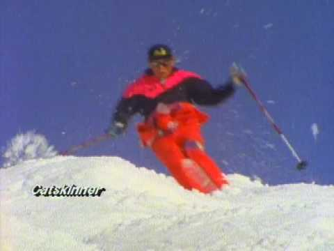 """Blackcomb Segment #1 from """"License to Thrill"""" (1989 - Greg Stump Productions)"""