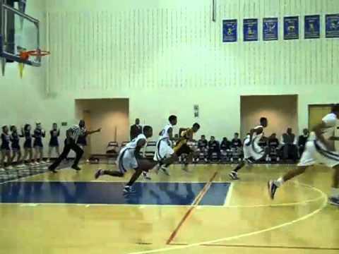 Middle School Championship Hugo Owens vs. Jolliff Middle School (Nigel Ribeiro)