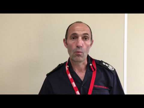 Fire Safety advice for high-rise residents in Oxford