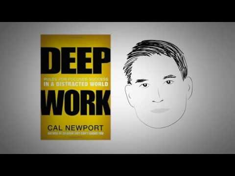 Success in a distracted world: DEEP WORK by Cal Newport