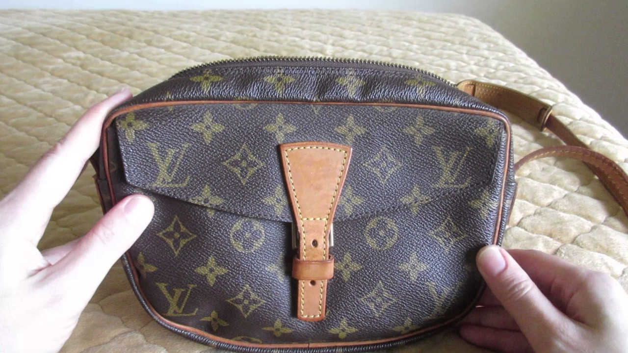 Louis Vuitton Jeune Fille PM review and demo - YouTube da5be022d374c