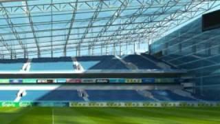 новый стадион ЦСКА (new stadium CSKA Moscow)