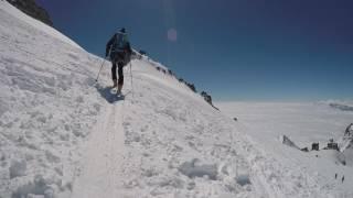 CAF Villeurbanne - 29/04/2017 - Ski de rando 6 - Grand Paradis