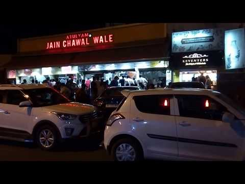Delhi Street Food-Connaught Place