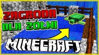 ZAGRODA DLA ŻÓŁWI | Minecraft [#23] | BLADII & DOBRODZIEJ