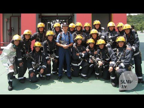 Meet Madam Wu, one of Hong Kong's first female firefighters