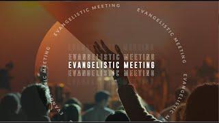 Evangelistic Service - November 22, 2020