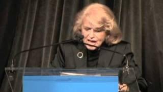 Edie Windsor, recipient of the SAGE Lifetime Achievement Award