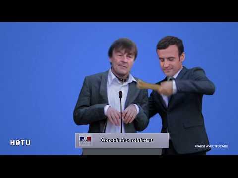 L'abandon De Nicolas Hulot - Canalbis - CANAL+