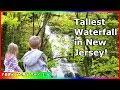 Buttermilk Falls | New Jersey's Highest Waterfall | Delaware Water Gap National Recreation Area