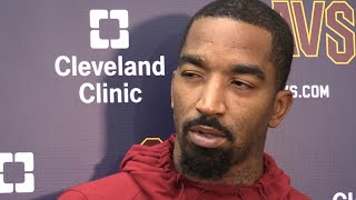 J.R. Smith replaces Dwyane Wade in Cavs starting lineup