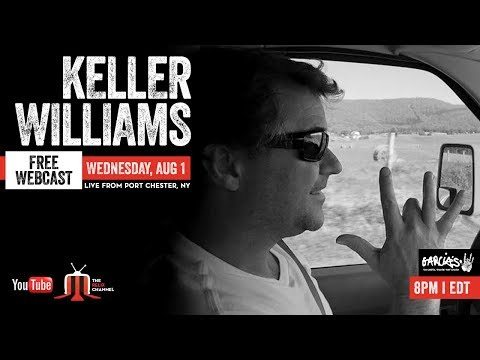 Keller Williams :: Garcias :: 080118 :: Full Show