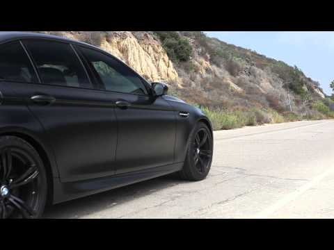 HG Motorsports 2013 BMW F10 M5 SWITZER P700 Power Package, M5 Exhaust, ECU Tune