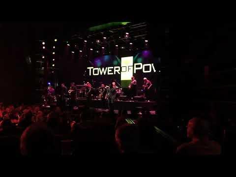 Tower of Power- Squib Cakes live 03/11/18 South Point Casino Las Vegas