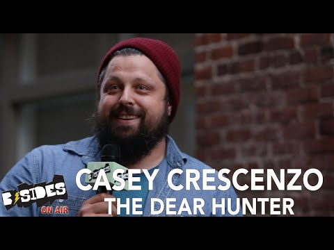 B-Sides On-Air: Interview - Casey Crescenzo/The Dear Hunter Talks Act IV, Career