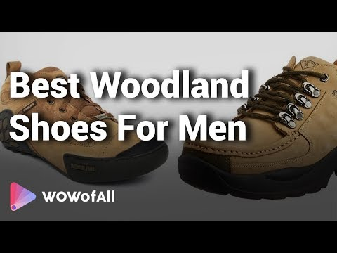 Best Woodland Shoes For Men in India