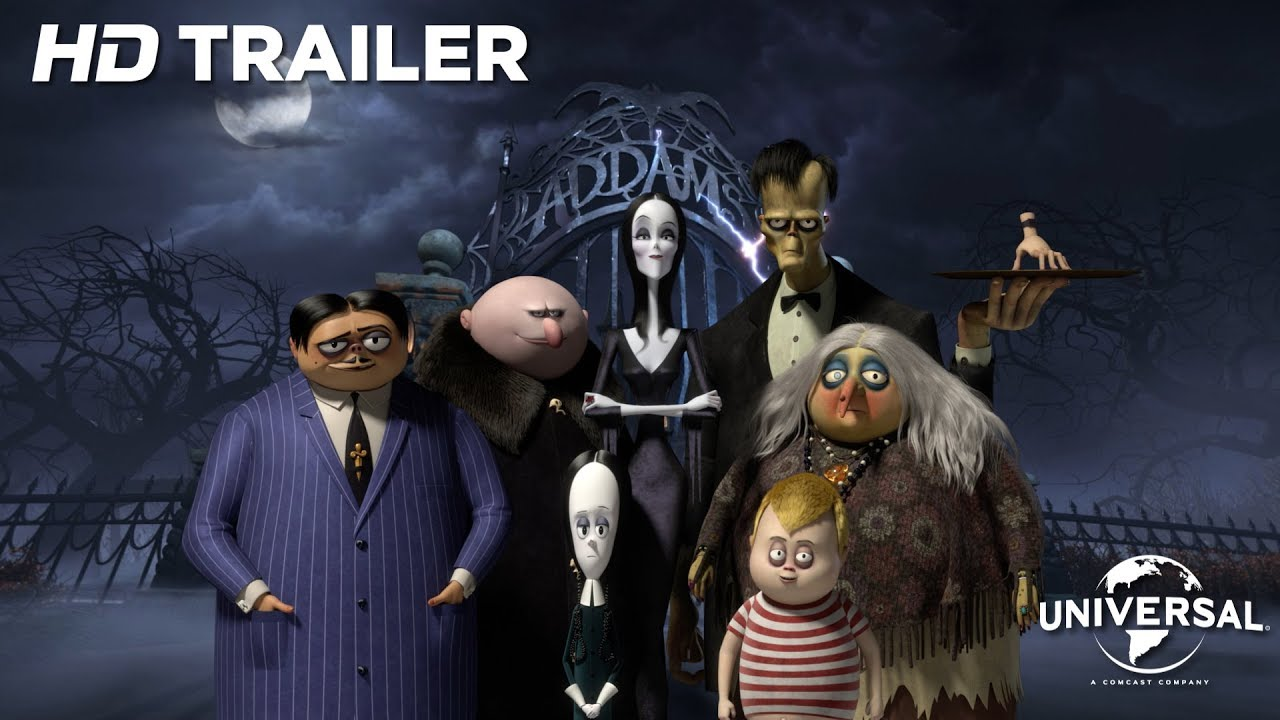 Los Locos Addams Tráiler Oficial Dub Universal Pictures Hd Youtube