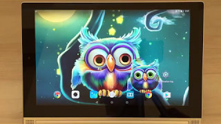 Cute owls live wallpaper - free animated screensaver for android phones