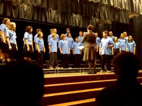 Symphonic Choir Cheldelin Middle School Concert November 2009