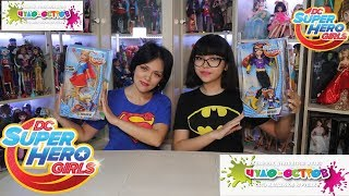 Обзор SUPER HERO GIRLS\ Super Girl, Batgirl, Wonder Woman