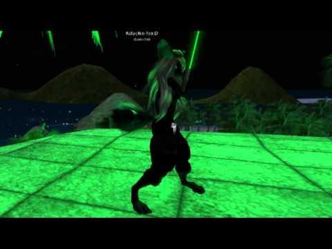 furry dance in SL