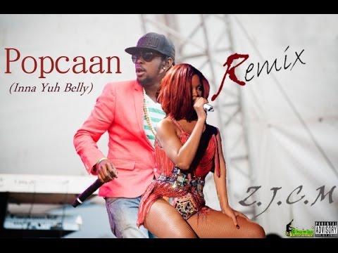 Popcaan ft Rihanna Inna Yuh Belly