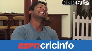 Kumar Sangakkara's best sledge | Cric Cuts