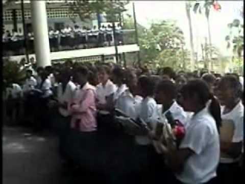 Cedarbrae Collegiate Steel Band Trip to Trinidad
